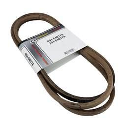 oem deck belt for troy bilt tb2450 super bronco mowers w