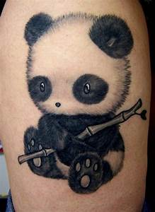 Panda Tattoos Designs  Ideas And Meaning