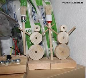 Basteln Mit Holz : kleine h nde ~ Lizthompson.info Haus und Dekorationen