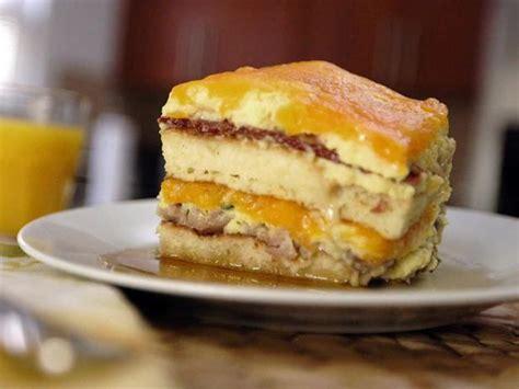 pancake lasagna recipe eric greenspan food network