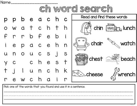 ch sound phonics games learning   read