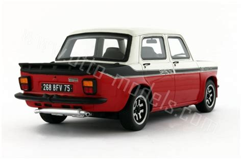 OT537 Simca 1000 Rallye 2 SRT 77 - Ottomobile