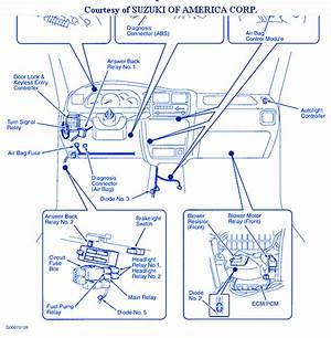 2002 Suzuki Xl7 Fuse Box Diagram 26270 Archivolepe Es