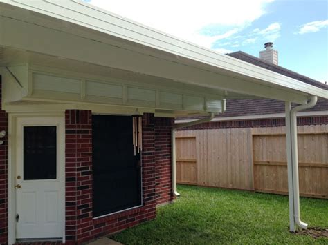 non insulated patio cover in deer park tx with