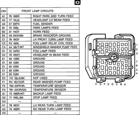 94 jeep wrangler wiring diagram wiring diagram and