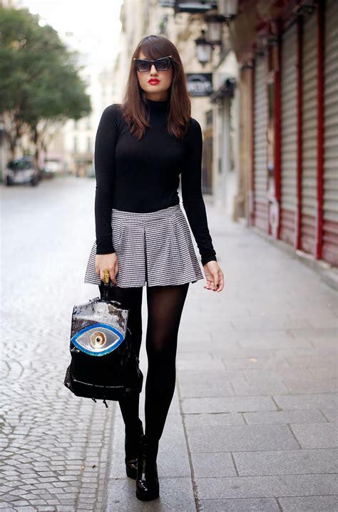 10 Ways To Wear Shorts In Winter 2018   FashionTasty.com