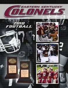 2010 EKU Football Guide by EKU Sports - Issuu