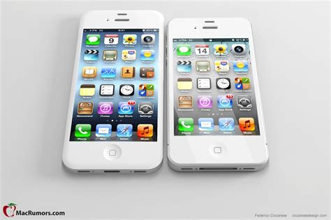 design iphone 4 what will the 4 inch iphone 5 look like here are 12 possible designs gallery cult of mac
