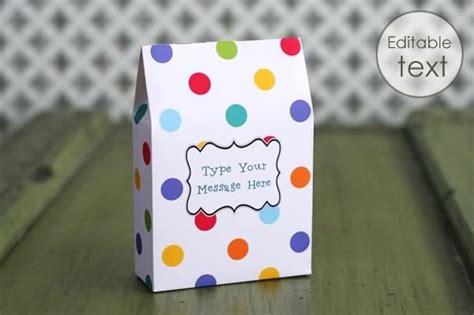 printable gift bag template