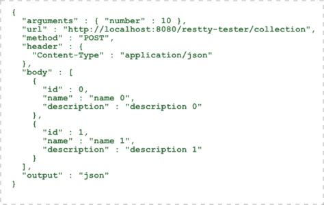 json template from json to tables r