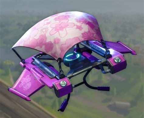 fortnite battle royale gliderumbrella cosmetics skins