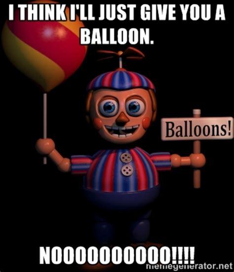 Balloon Boy Meme - balloon boy meme by little trinity gamin on deviantart