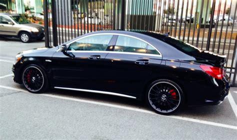 Apple carplay, android auto available. Mercedes Cla 250 Amg Black