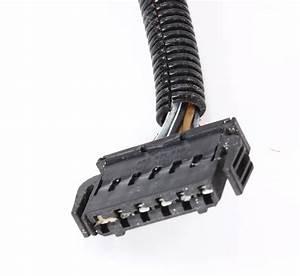Lh Taillight Wiring Plug Pigtail 96-01 Audi A4 S4 B5