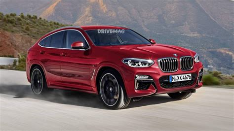 Here's What The Upcoming 2019 Bmw X4 Will Look Like