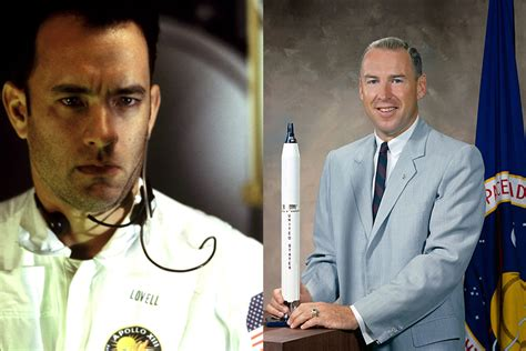 9 Real People Tom Hanks Has Played In Movies