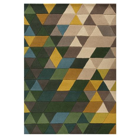 moroccan area rugs sale green carved trellis geometric contemporary rug kukoon