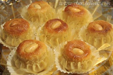 recette alg 233 rienne dziriettes g 226 teau traditionnel aux amandes