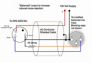 Xlr To 1  4 Balanced Wiring Diagram