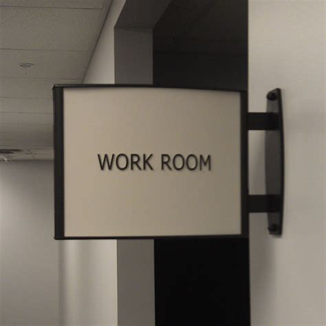Interior Office Signage