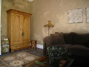 Distressed - Traditional - Living Room - chicago - by