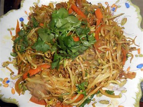 cuisiner des pousses de soja recette de pousses de soja sautées