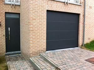 Porte de garage hormann menin travaux et depannage maison for Portes garage hormann