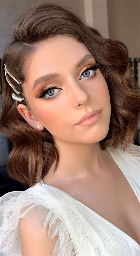 32 Glamorous Makeup Ideas For Any Occasion - Elegant ...