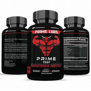 Testosterone Booster For Men Prime Labs Stronger Than Testolynx Test Booster
