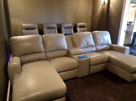 chaise cinema theater seating sectional sofa hotelsbacau com