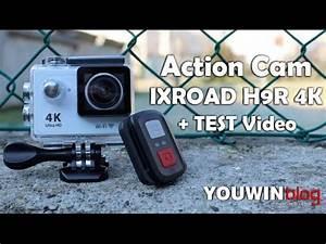 4k Action Cam Test : action cam 4k ixroad h9r test video youtube ~ Jslefanu.com Haus und Dekorationen