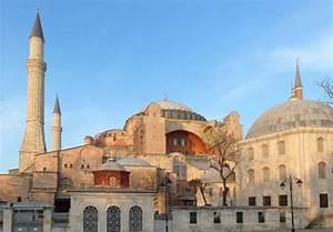 Hagia Sophia - Exterior - modlar.com