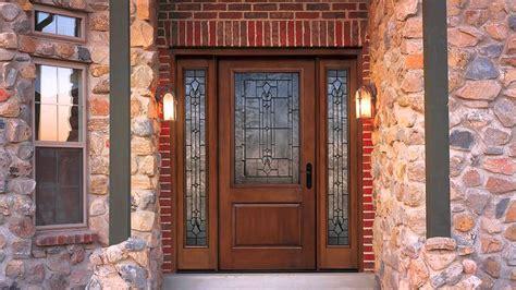 Awesome Pre-hung Exterior Door Steel Exterior Doors