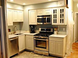 30 small kitchen cabinet ideas small kitchen cabinet With what kind of paint to use on kitchen cabinets for home office wall art