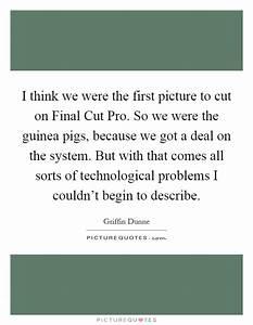 Final Cut Quotes | Final Cut Sayings | Final Cut Picture ...