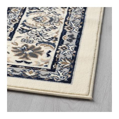 Ikea Teppich Blau by Ikea Valloby Beige Blue Rug Low Pile For The Home