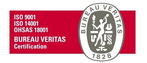 bureau veritas rennes quarta quarta 1ère société triplement certifiée iso 9001