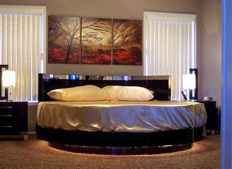 Big Lots Platform Bed by 27 Round Beds Design Ideas To Spice Up Your Bedroom