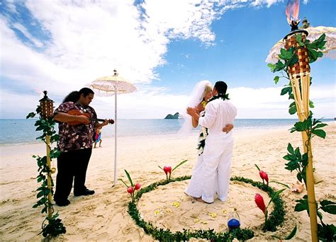 Extra Add Ons For Hawaii Wedding Ceremony