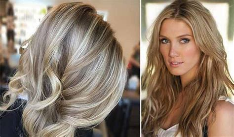 Sandy Blonde Hair Color Dye, Chart, Pictures, Highlights