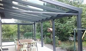 Couverture De Terrasse : couverture de terrasse en haute savoie 74 actuel veranda ~ Edinachiropracticcenter.com Idées de Décoration