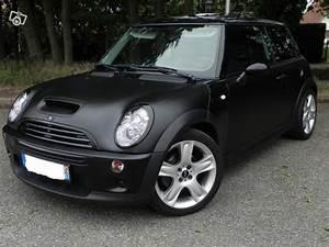 Mini Cooper Noir : troc echange cooper s noir mat sur france ~ Gottalentnigeria.com Avis de Voitures
