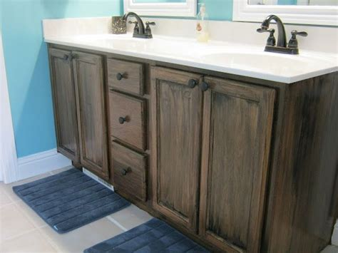 Cabinets Paint Grade by Stain Instead Of Paint Builder Grade Oak Cabinets Also