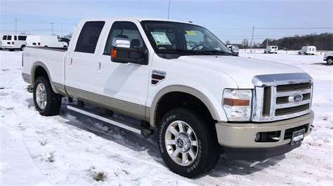 2010 Ford F250 Diesel 4WD King Ranch, used trucks for sale