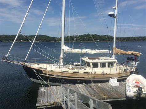 Fisher Motor Boats For Sale motorsailer sail fisher boats for sale boats