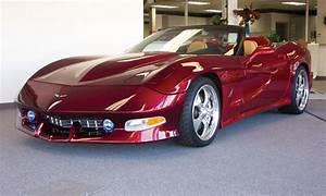 2000 Chevrolet Corvette Avelate Custom Convertible