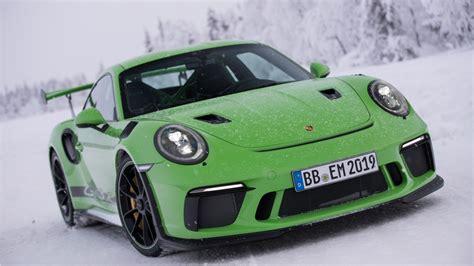 2018 Porsche 911 Gt3 Rs 4k Wallpaper