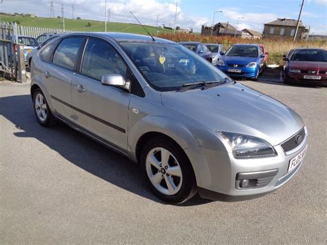 Ford Focus Automatic by 2005 Ford Focus 1 6 Zetec Climate Automatic 5 Door