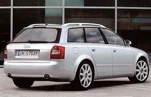 Dimension Audi A4 : audi a4 b6 avant 2001 road test road tests honest john ~ Medecine-chirurgie-esthetiques.com Avis de Voitures