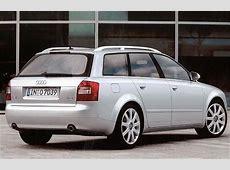 Audi A4 B6 Avant 2001 Road Test Road Tests Honest John